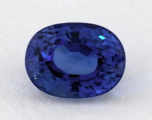 Beautiful 5.09ct Sapphire with Great Saturation