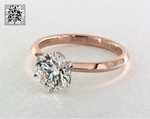 Engagement Ring for 10,000