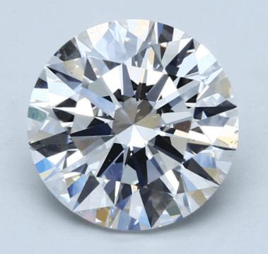 6ct Round diamond